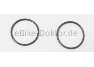 2x BOSCH® O-Ring crankshaft suitable for BOSCH® Active Line / Performance Line (also CX)