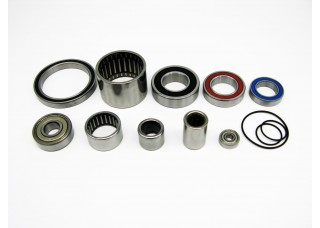 Complete BOSCH® eBike Engine Bearing Repair Kit suitable for BOSCH Active/Performance Line (CX)