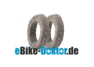 2x BOSCH® crankshaft felt ring suitable for BOSCH® Active Line / Performance Line (also CX + speed)