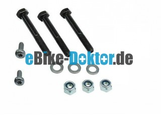 BOSCH screw set suitable for BOSCH Active Line / Active Line Plus
